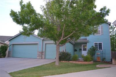 Northglenn Single Family Home Active: 10647 Fillmore Way
