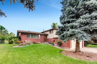 Northglenn Single Family Home Active: 10639 Quivas Street