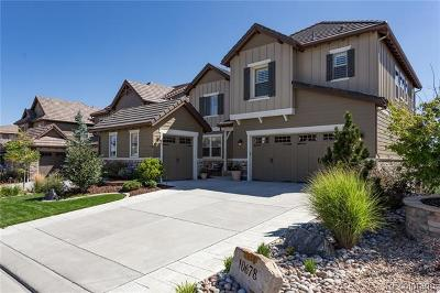 Highlands Ranch Single Family Home Active: 10678 Skydance Drive