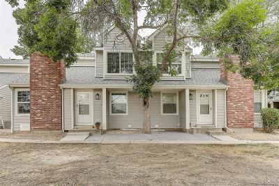 Arvada Condo/Townhouse Active: 8310 West 87th Drive #D