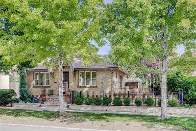 Single Family Home Under Contract: 2825 East 11th Avenue