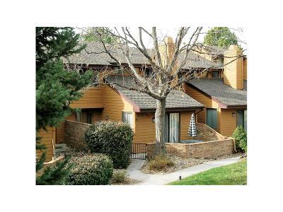 Denver Condo/Townhouse Active: 9400 East Iliff Avenue #293