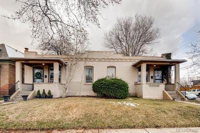 Denver CO Condo/Townhouse Active: $995,000