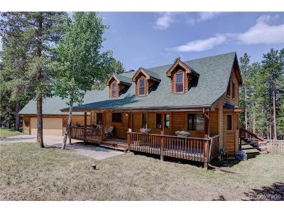Conifer Single Family Home Active: 26779 Mirage Drive