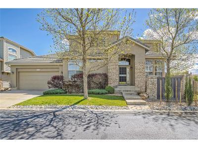 Centennial Single Family Home Under Contract: 6290 South Carson Street