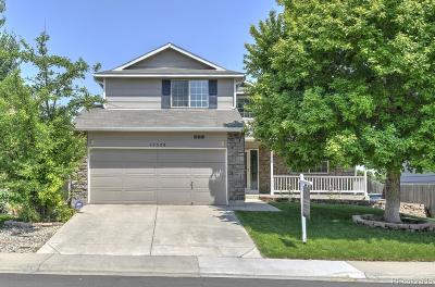 Broomfield Single Family Home Active: 12528 Dale Court