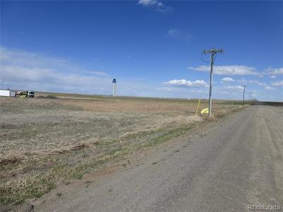 Aurora Residential Lots & Land Active: 37750 East 48th Avenue