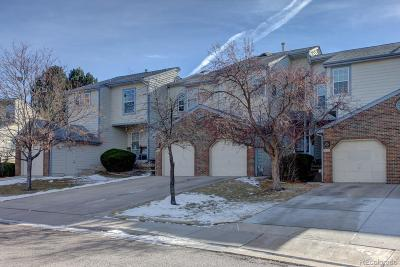 Littleton Condo/Townhouse Under Contract: 9078 West Plymouth Avenue
