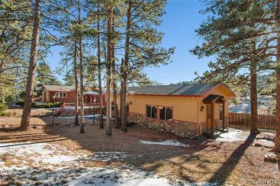 Evergreen Single Family Home Active: 3959 Ponderosa Lane