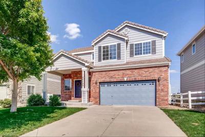 Arapahoe County Single Family Home Active: 24793 East Kansas Circle