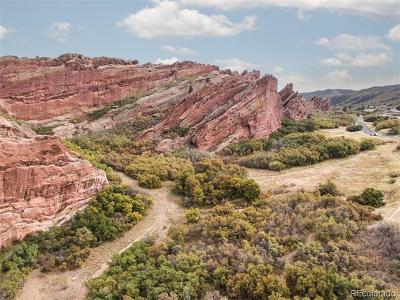 Douglas County Residential Lots & Land Active: 4791 Roxborough Drive