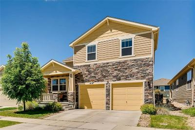 Arvada CO Single Family Home Sold: $455,000