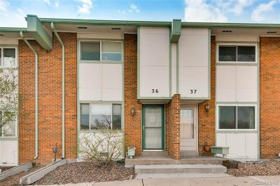 Broomfield Condo/Townhouse Under Contract: 36 Evergreen Street
