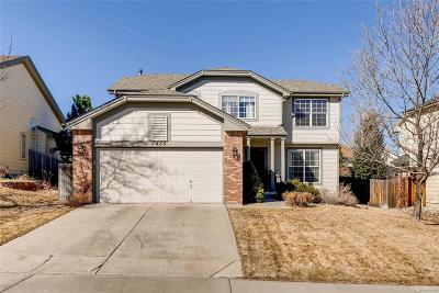 Castle Rock CO Single Family Home Active: $425,000