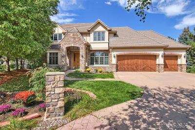Cherry Hills Village Single Family Home Active: 9 Foxtail Circle