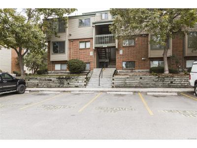 Lakewood Condo/Townhouse Active: 3586 South Depew Street #201