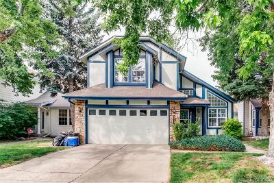 Westminster Single Family Home Active: 1219 West 133rd Circle