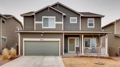 Colorado Springs Single Family Home Active: 6654 Alliance Loop