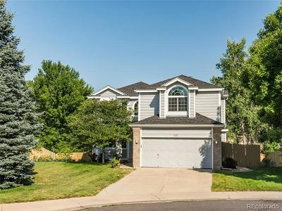 Superior Single Family Home Active: 1610 South Vilas Court