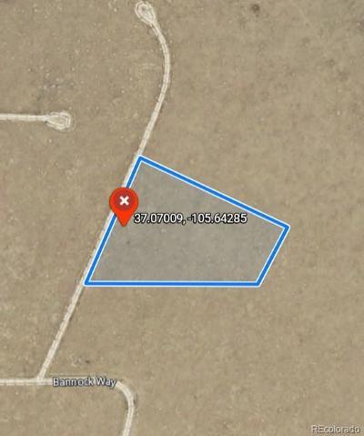 Residential Lots & Land Active: 148 Bannock Way