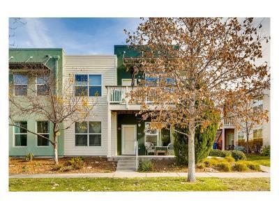 Denver Condo/Townhouse Active: 2818 Syracuse Street #120