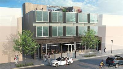 Denver Condo/Townhouse Active: 4345 Tennyson Street #1