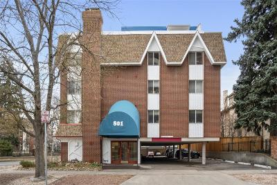 Denver Condo/Townhouse Active: 801 North Pennsylvania Street #401