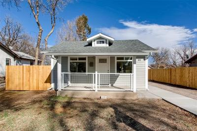 Denver Single Family Home Active: 44 Knox Court