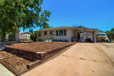 Englewood Single Family Home Under Contract: 4320 South Lipan Street
