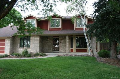 Single Family Home Active: 8039 West 70th Drive