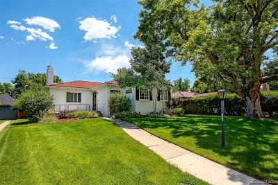 Hilltop Single Family Home Under Contract: 650 Glencoe Street