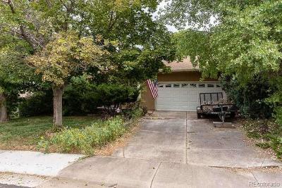 Aurora CO Single Family Home Active: $309,900
