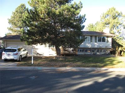 Northglenn Single Family Home Active: 10729 Varese Lane