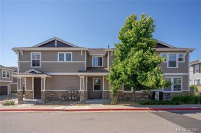 Douglas County Condo/Townhouse Active: 17246 Waterhouse Circle #A