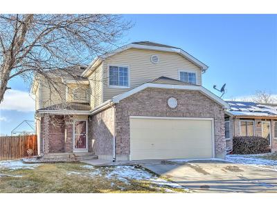 Broomfield Single Family Home Under Contract: 13131 Bryant Circle