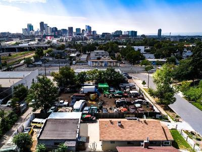 Denver Residential Lots & Land Under Contract: 3832 Jason Street