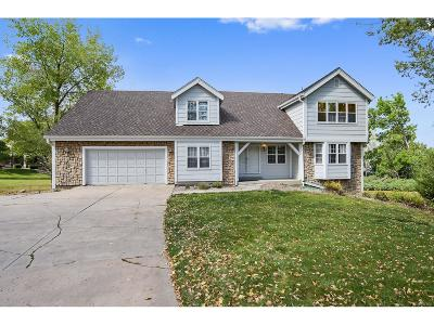 Littleton Single Family Home Under Contract: 7575 South Elkhorn Mountain
