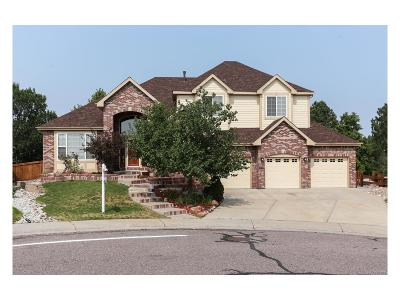 Highlands Ranch CO Single Family Home Active: $795,000