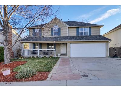 Arvada Single Family Home Active: 13180 West 63rd Circle