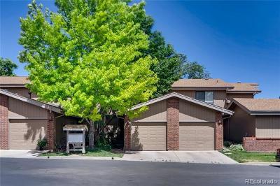 Boulder Condo/Townhouse Active: 3136 Eastwood Court