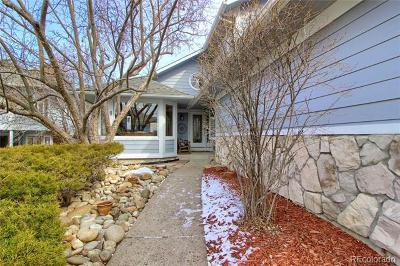 Castle Rock CO Single Family Home Active: $415,000