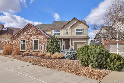 Castle Rock Single Family Home Active: 2349 Tavern Way