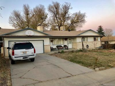Northglenn Single Family Home Under Contract: 113 East 113th Place