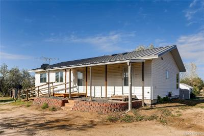 Fort Lupton Single Family Home Under Contract: 15504 County Road 18