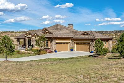 Littleton Single Family Home Under Contract: 8896 Aspen Leaf Court