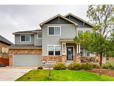 Castle Rock Single Family Home Active: 2158 Paint Pony Circle