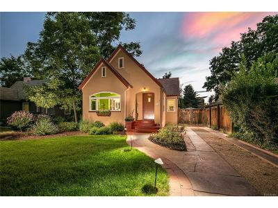 Fort Collins Single Family Home Active: 1523 Remington Street