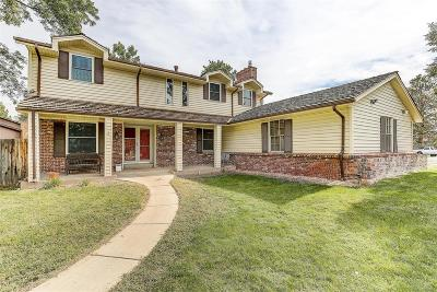 Denver Single Family Home Active: 634 South Galena Street