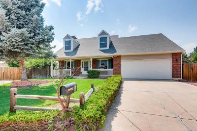 Littleton CO Single Family Home Active: $475,000