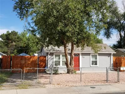 Westwood Single Family Home Under Contract: 572 South Newton Street